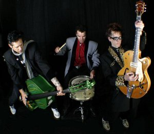 The Mighty 18 Wheeler - Band Photo